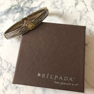Silpada Belle Stretch Bangle